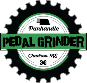 Panhandle Pedal Grinder Logo