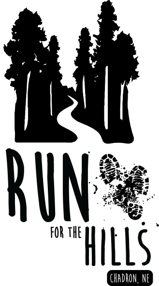 Run for the Hills logo - Simple