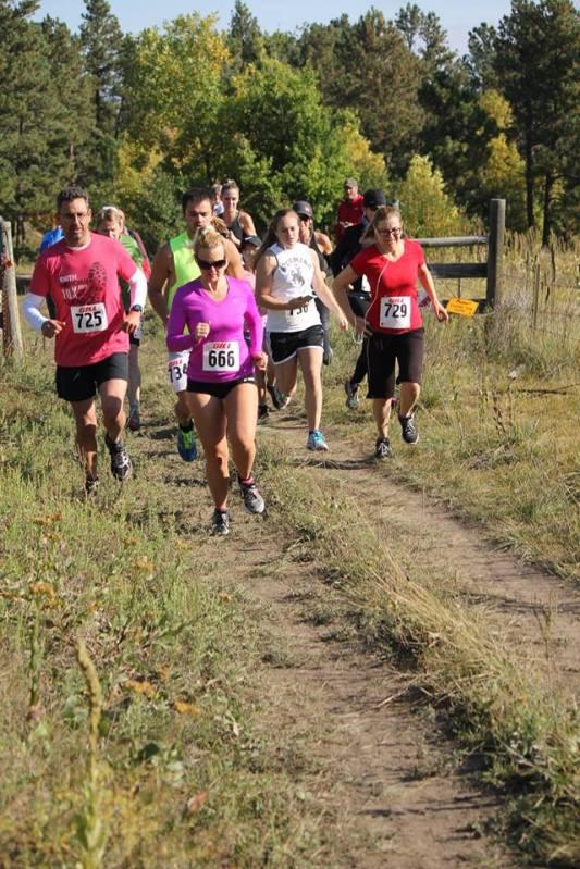 Twisted Crawdad Trails Run 2017