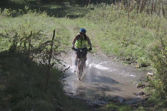 Twisted Crawdad Mountain Bike Race